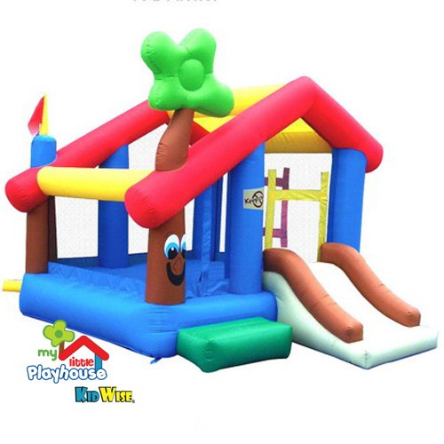 Kidwise My Little Playhouse Bounce House front-952477