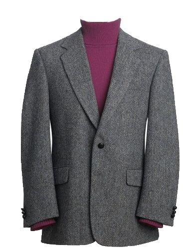 Genuine-New-Mens-Classic-Harris-Tweed-Wool-Dalmore-Jacket