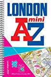 London 2012 Mini Street Atlas (London Street Atlases)