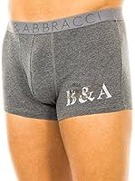 Baci & Abbracci Pack x 2 Bóxers (Gris)