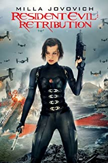 51sSpKjjvhL. SX215  Resident Evil: Retribution (2012)