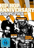 Hip Hop Anniversary Europe Tour [DVD] [2009] [Region 1] [NTSC]