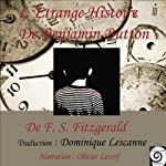 L'étrange histoire de Benjamin Button   Francis Scott Fitzgerald