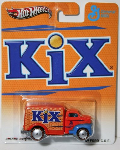 HotWheels 2013 Pop Culture General Mills Kix 49 FORD COE