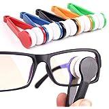 Generic Hot Sale Creative Mini Microfibre Glasses Cleaner Spectacles Sunglasses Eyeglass Clean Wipe Tools XHH05323