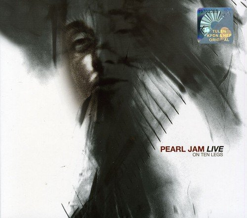 CD : Pearl Jam - Live on Ten Legs (Holland - Import)
