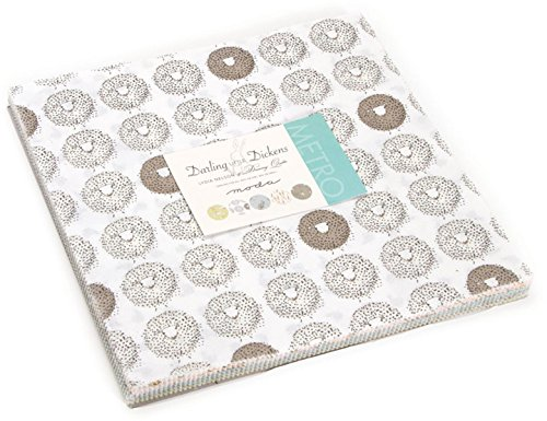 Darling Little Dickens Layer Cake, 42 - 10