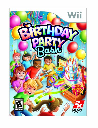 Birthday Party Bash - Nintendo Wii - 1