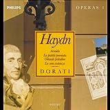 Haydn, Operas 1: Armida / La Fedelta Premiata / Orlando Paladino / La Vera Costanza ~ Joseph Haydn