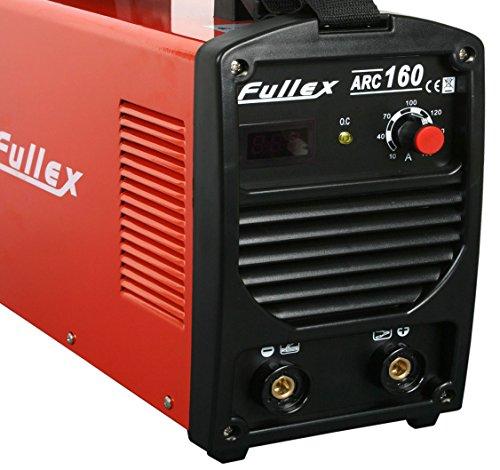 FULLEX-ARC-MMA-160-AMPER-E-HAND-ELEKTRODEN-SCHWEIGERT-INVERTER-SIEMENS-IGBT