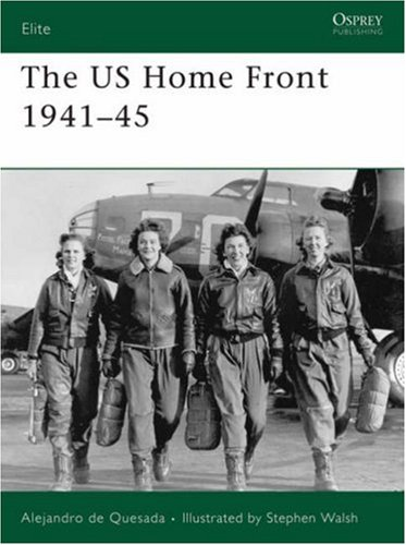 Elite 161: The US Home Front 1941-45 (Elite)