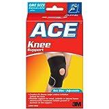 ACE Neoprene Open Knee Brace, One Size Fits All ~ ACE