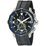 Reloj de Pulsera Casio Men´s  Edifice EFM-502-1AVCF analogo, negro quarzo