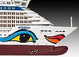 Revell-05230-Modellbausatz-AIDAblu-sol-mar-stella-im-Mastab-1400