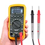 Digital Multimeter, Crenova MS8233D A...