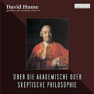 Über die Akademische oder Skeptische Philosophie Hörbuch