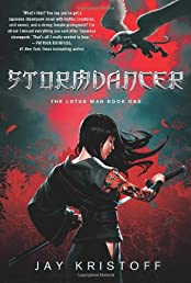 Stormdancer (The Lotus War Book One)