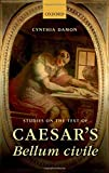 img - for Studies on the Text of Caesar's Bellum civile book / textbook / text book