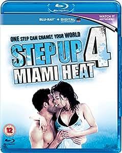 Step Up 4: Miami Heat [Blu-ray] [Region Free]