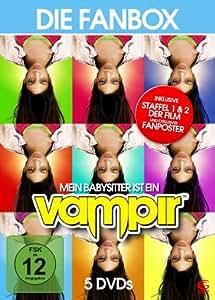 Mein Babysitter ist ein Vampir - Die Fanbox (mit dem Film zur Serie, Staffel 1 und 2 sowie coolem Fanposter, exklusiv bei Amazon.de) [5 DVDs]