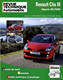 Rta B702.5 Renault Clio III 1,4v 16v+1.5dci 85/105