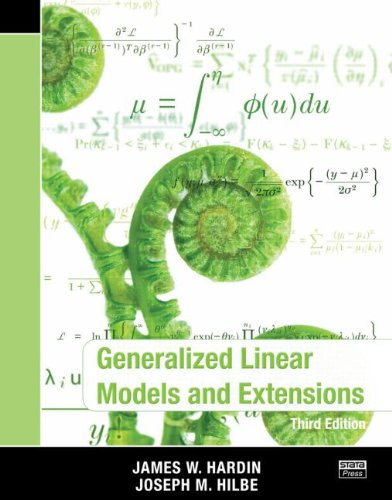 Generalized Linear Models and Extensions, Third Edition (Generalized Linear Models compare prices)
