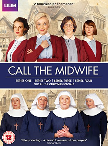 Call the Midwife Series 1-4 on DVD