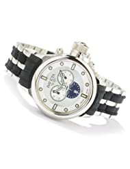 Invicta Mens Russian Diver Swiss Quartz Stainless Steel and Polyurethane Watch 5933