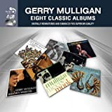 Eight Classic Albums [Audio CD] Gerry Mulligan