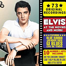 Elvis At The Movies And More!