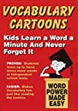 Vocabulary Cartoons: Sat Word Power (0965242277) by Burchers, Max