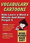 Vocabulary Cartoons: Word Power Made...