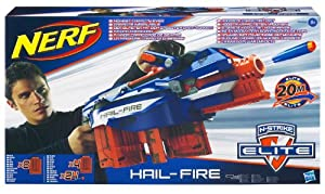 Nerf 98952148 - N-Strike Hail-Fire ELITE