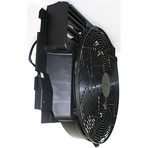 Radiator Cooling Fan Assembly w// Motor for 93-97 Volvo 850