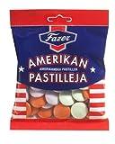 Fazer AMERIKAN PASTILLEJA American Pastilles Sweets Candy Dragge Bag 150g
