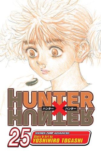 HUNTER×HUNTER 25巻 (英語版)