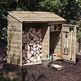 Large Premium Log and Tool Store