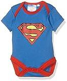 Twins Baby-Jungen Body Superman, Blau (Blau 3502), 92