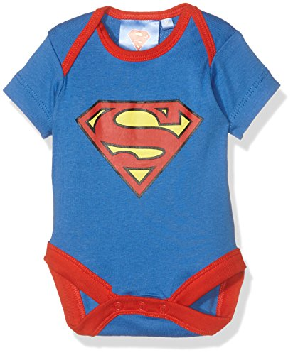 Twins Superman 1 011 58, Body Bimba, Blau (Blau 3502), 6 mesi