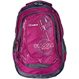 "Aqua By Verage® Vienna 30 L Polyester Laptop Backpack For 13.5-14.1""Notebook Size (Black)"