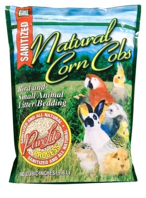 Cheap Small Animal Supplies Green Pet Corn Cobs Pet & Bird Bedding (GP50000)