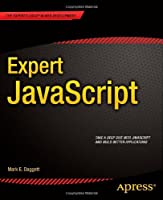 Expert JavaScript Front Cover