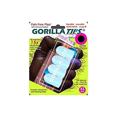 Gorilla Tips Extra Small Finger Protectors