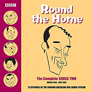 Round the Horne: Complete Series 2 Radio/TV Program