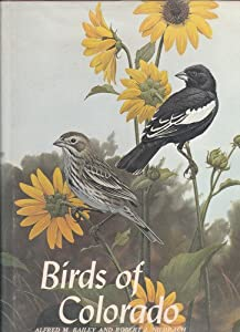 Birds of Colorado: Alfred M. Bailey, Robert J. Niedrach: 9781399675185