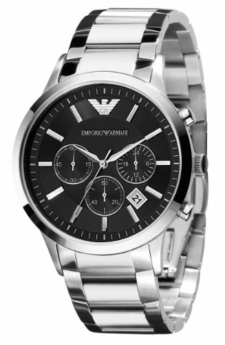 Emporio Armani Classic Chronograph Mens Watch AR2434