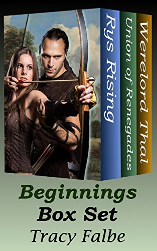 Tracy Falbe - Beginnings Box Set: Three Fantasy Series Starters (English Edition)