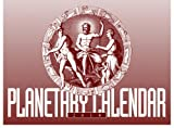 img - for 2014 Planetary Calendar - Astrological Wall Calendar book / textbook / text book