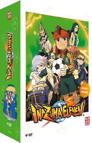 Magi - Inazuma Eleven, DVD