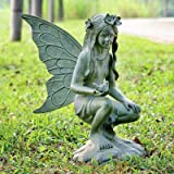 SPI Home 33337 Fairy Garden Sculpture